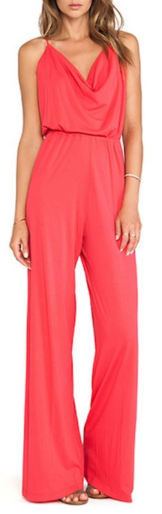 Loving this jersey drape neck jumpsuit http://rstyle.me/n/j47bznyg6