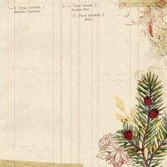 . Christmas Scrapbook Paper, Christmas Paper, Merry Christmas, Christmas Background, Paper Background, Vintage Labels, Vintage Ephemera, Christmas Journal, Image Paper