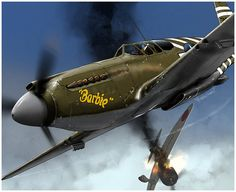 North American P51A by dugazm on DeviantArt
