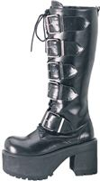 Demonia Ranger-318 #goth #gothic #punk #punkrock #rockabilly #psychobilly #pinup #inked #alternative #alternativefashion #fashion #altstyle #altfashion #clothing #clothes #vintage #noir #infectiousthreads #horrorpunk #horror #steampunk #zombies #burningmanclothing #goth shoes #gothic shoes #goth boots #gothic boots