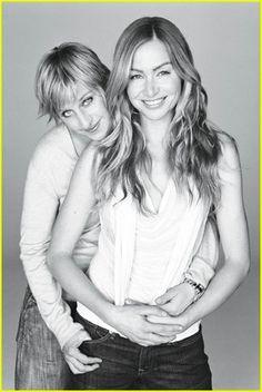 Elle DeGeneres & Portia De Rossi
