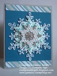 hanukkah cards snowflake - Google Search