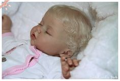 Custom Order for Reborn Ariella Doll от bushelandapeckdolls