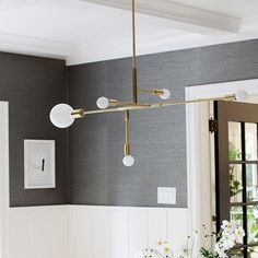 Rope Pendant Light, Pendant Lamp, Gold Ceiling Light, Ceiling Lights, Vanity Lighting, Chandelier Lighting, Brass Sconce, Elegant Living Room, Cool Lamps