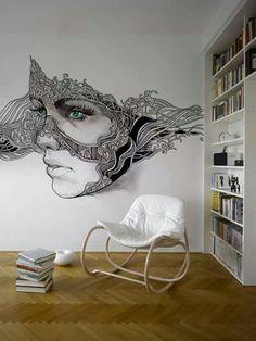 Sanatsal Duvarlar