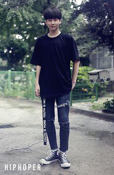 강재원 > Street Fashion | 힙합퍼