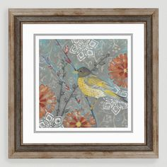 Dining Room WAll Art - One of my favorite discoveries at WorldMarket.com: Little Wren I