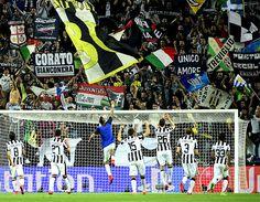 Juventus toma ventaja ante el Mónaco en cuartos de la Liga de Campeones