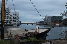 Love the houseboats of Copenhagen
