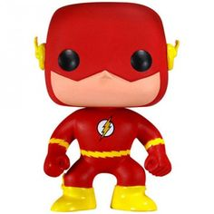 "POP! Heroes DC Comics: The Flash 3.75"" Vinyl Figure"
