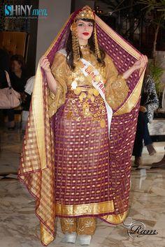 Habit traditionnel de Tunisie