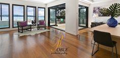 Drewniane podłogi ~ doussie   Wooden flooring ~ doussie
