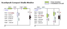 Compact-Studio-Monitor Diy Speakers, Monitor, Compact, Audio, Circuits