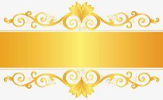 Bordure,Cadre de texte,Barre de titre,Vecteur,Cadre d'or