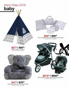 Overstock Black Friday 2018 Ads and Deals Browse the Overstock Black Friday 2018 ad scan and the complete product by product sales listing. Black Friday News, Travel System, Baby Care, Baby Car Seats, Baby Strollers, Safari, Coupons, Chevron, Plush