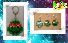 Con mucha maña • Creación y diseño de abalorios•: hama beads