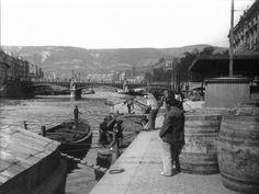 Puente de Isabel II. Año 1905