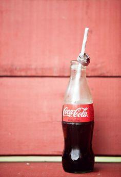 Wedding Rings & Coca-Cola