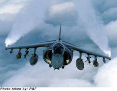 Boeing AV-8B Harrier II