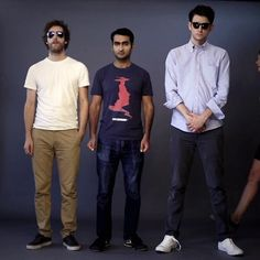 #SiliconValley stars are way too cool for school. #EWComicCon