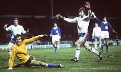 Malcolm Macdonald 5-0 Cyprus. April 16 1975