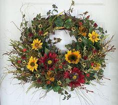 sunflowers - love this