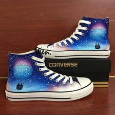 Hand painted shoes are special because its uniqueness They are not only wearable shoes but also art work They represent your personality and your special style It is a statement Galaxy Shoes, Galaxy Converse, Converse Shoes, Converse Trainers, Women's Shoes, Painted Canvas Shoes, Painted Sneakers, Hand Painted Shoes, Best Nursing Shoes