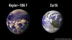 Kepler-186f : mon projet vacances d'été 2014.