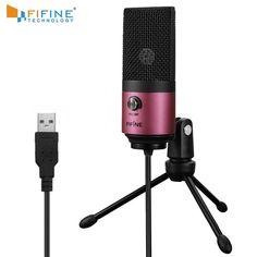 Fast Goods From China Recording Studio Microphone, Video Security, Phantom Power, Mac Pc, Bluetooth Speakers, Consumer Electronics, Youtube, Desktop, Amigurumi