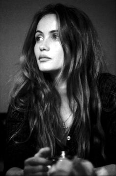 French actress ... Emmanuelle Beart