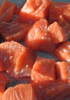 Japanilainen lohi katsu - parempi vaihtoehto uunilohelle!