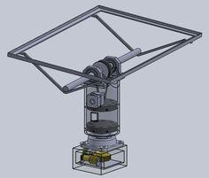 Picture of Prototype solar tracker