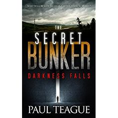 #Book Review of #TheSecretBunkerTrilogy1 from #ReadersFavorite - https://readersfavorite.com/book-review/the-secret-bunker-trilogy-1  Reviewed by Liz Konkel for Readers' Favorite  The Secret Bunker Trilogy 1: Darkness Falls by Paul Teague is a delightful blend of mystery and science fiction. Dan Tracy has a past of tragedy. His twin sister, Nat, was hit by a van when they were thirteen. After having difficulties at school and lashing out at other students, his parents ...
