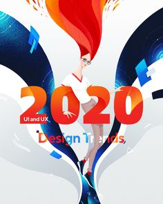 Heres an article on 2020 UI/UX design trends we announced earlier last week. Did you know that 2020 is the year for a. Web Design Trends, Ui Ux Design, Layout Design, Fashion Web Design, Graphic Design Trends, 2020 Design, Graphic Design Posters, Web Design Inspiration, Interface Design