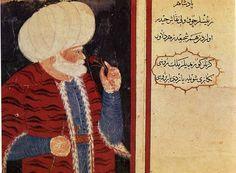 Nakkaş Nigari'nin Barbaros Hayrettin Paşa'yı resmettiği minyatür, 1494 – 1572.  #NakkaşNigari #BarbarosHayrettinPaşa #minyatür #miniature #ottomanart #artwork #fineart #ottoman #art