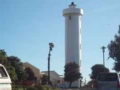 Willow Bridge Lighthouse, Milnerton, Cape Town South Africa Photo by Belinda Elliott Cape Town South Africa, Lighthouses, Cn Tower, Bridge, African, Island, Country, City, Building