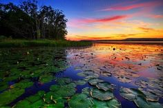 Talawanda Lake, Oklahoma, USA