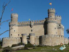 Manzanares el Real Castle (Spain)