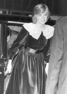 Princess Diana ~ 1981