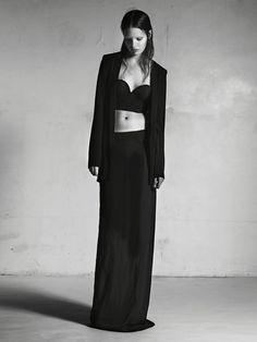 P: Frida Marklund S: Nicole Walker Garments by Maria Nordström Nicole Walker, Model Agency, Milan, Converse, Normcore, Studio, Portrait, Collection, Tops