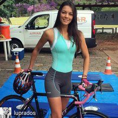 @luprados - Como minha mãe dizia: Caiu?!? Levanta e faz de novo ainda estou com algumas partes do corpo doendo, mas fiz 2hs de pedal leve, só pra mostrar para o medo quem manda aqui  #bikelovers #triathlon...