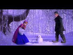 A Frozen Family - (Jackunzel's daughters Anna & Elsa) - YouTube