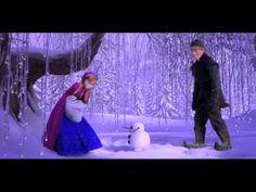 A Frozen Family - (Jackunzel's daughters Anna & Elsa) - YouTube