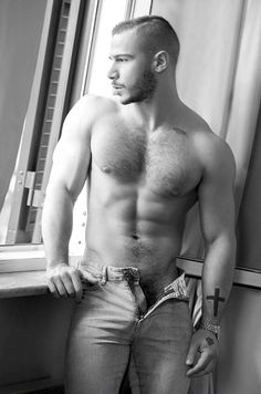 A guy who likes masculine, muscular/fit, hairy men. NSFW, must/should be of legal age to view...