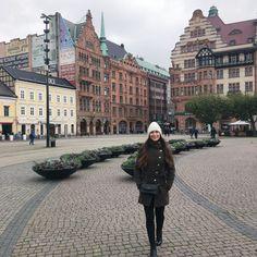A Day Trip to Malmö, Sweden