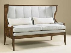 - Henrietta Spencer-Churchill for Maitland-Smith Settee, Sofa Chair, Couch, Maitland Smith, English Style, Best Sofa, Fine Furniture, Love Seat, Contemporary