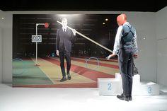 printemps,london  Tendances, vitrines du monde : Mannequins Online