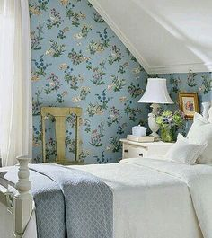 Very grown up bedroom