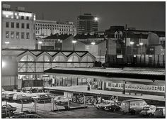 Moor Street Station Birmingham England. About 1980
