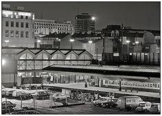 Moor Street Station Birmingham England. About 1980